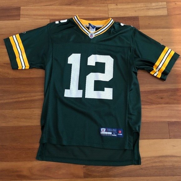 Green Bay Packers Jersey - Aaron Rodgers 390ef431d
